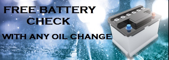 Free Battery Check Alva, OK   Clinton, OK  Kingfisher, OK  Woodward, OK